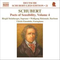 SCHUBERT: Lied Edition 20 vol. 4