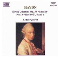 HAYDN: String Quartets op. 33 vol. 2
