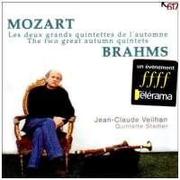 Mozart/Brahms: Two Great Autumn Quintets