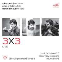 3 x 3 Live
