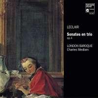 Leclair: Sonates en trio op. 4
