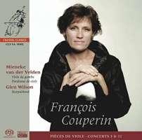 Couperin:Pieces De Viole & Concerts 3 & 33