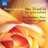 Mozart: Piano Concertos Nos. 23 and 24