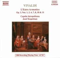 Vivaldi: L'Estro Armonico
