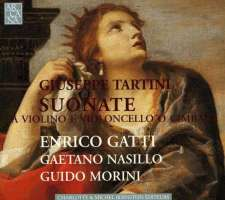 Tartini: Suonate a violino