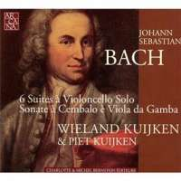 Bach J.S: 6 Suites a Violonc cello Solo