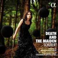 SCHUBERT: Death and the Maiden + Dowland, Gesualdo, Kurtág