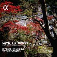 Love is Strange, Works for Lute Consort