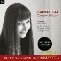 L'Arpeggiata, The Complete Alpha Recordings - Kapsberger, Landi, Cavalieri, La Tarantella, All'Improvviso