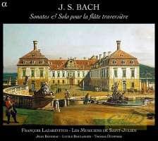 Bach: Sonates & Solo pour la flute traversiere