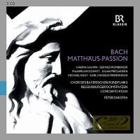 Bach: Matthäus-Passion BWV 244