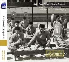 Indonezja, Java - The Art of Gamelan Degung