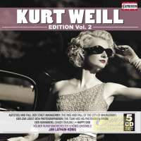 Kurt Weill Edition Vol. 2