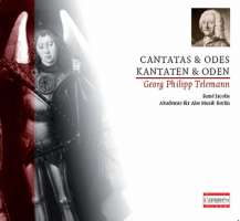 Telemann: Cantatas and Odes