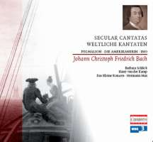 Bach J.C.F.: Secular cantatas