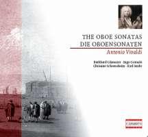 Vivaldi: Oboe Sonatas
