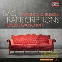 Busoni: Bach Transcriptions