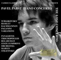 Pabst,: The Lost Piano Concerto + Rachmaninov & Tchaikovsky