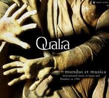 Mundus et Musica - instrumentalna muzyka z Hiszpanii i Flandrii ok. 1500 roku