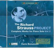 Strauss: Complete Works for Piano Solo Vol. 2