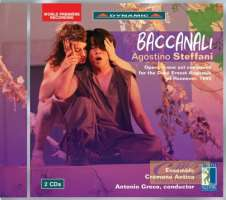 Steffani: Baccanali, opera in 1 act