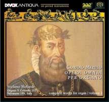 Organ Works - Opera Omnia Vol. 1