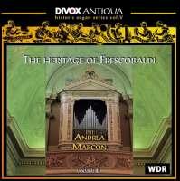 The Heritage of Frescobaldi Vol. 2  (Froberger; Kerll; Roberday;