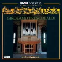 Frescobaldi: Selected Organ Works