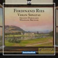 Ries: Sonatas for Violin & Fortepiano