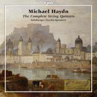 Haydn, Michael: The Complete String Quartets