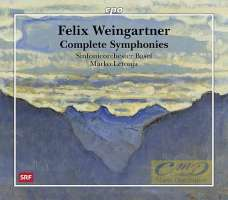 Weingartner: Complete Symphonies 1 - 7 and Symphonic Works