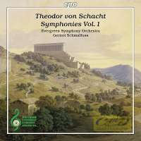 Schacht: Symphonies Vol. 1