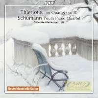 Thieriot & Schumann: Piano Quartets