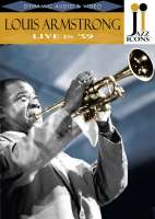 Jazz Icons: Louis Armstrong