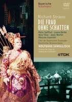 WYCOFANY  Strauss Richard - Die Frau ohne Schatten, nagr. 1992
