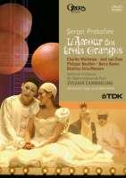 Prokofiev: L\'Amour des trois Oranges