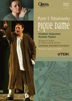 WYCOFANY   Tchaikovsky: Pique Dame / Opéra de Paris, Rozhdestvensky
