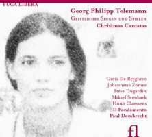 Telemann: Advent and Christmas Cantatas