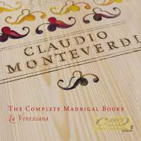 Monteverdi: The Complete Madrigal Books
