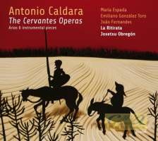 Caldara: The Cervantes Operas - Arias & instrumental pieces
