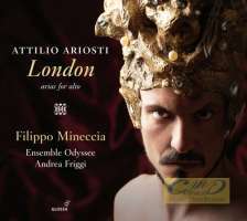 Ariosti: London - Arias for alto