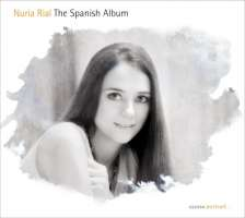 WYCOFANY  Nuria Rial: The Spanish Album (Music of the Renaissance & Baroque)
