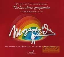 Mozart: Symphonien Nr.39-41