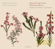 Bach J. C. F.: Sonatas for traverso and