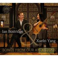 Songs From Our Ancestors – Dowland, Schubert, Britten: Chinese folk music