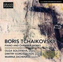 Tchaikovsky, B: Piano and Chamber Works