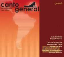 Theodorakis / Neruda: Canto General - Oratorio in a Latin American-Greek Rhythm