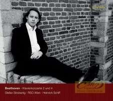 Beethoven: Piano Concertos No. 2 & No. 4