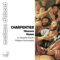 Charpentier: Miserere, Motets