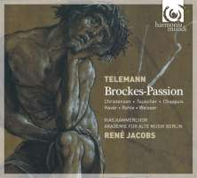 Telemann: Brockes-Passion  (2 CD)